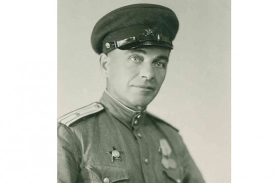 Наши даты: 3 февраля - 120 лет со дня рождения Алексея Ратюка (1900 - 1955)