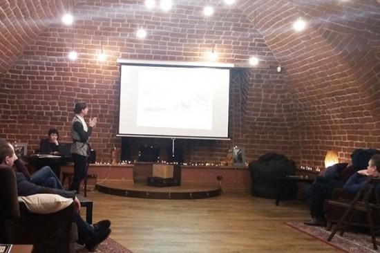 Второй цикл краеведческих лекций «Уроки истории» открыли сотрудники библиотеки «Отчий край»