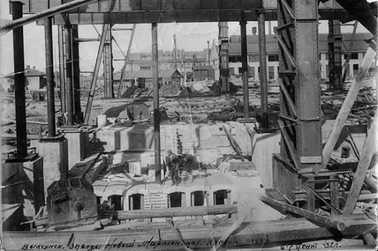 Наши даты: 28 сентября - 85 лет со дня открытия мартеновского цеха №2