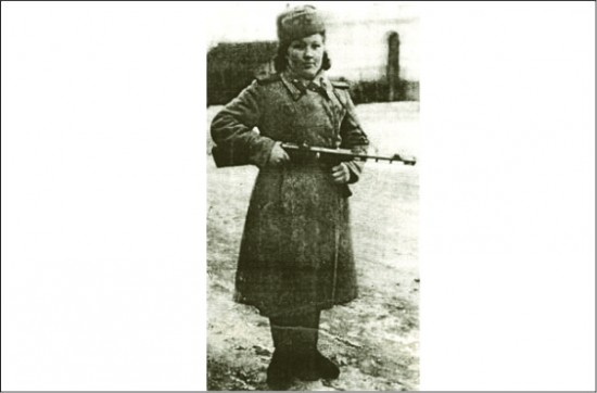 Наши даты: 23 марта - 75 лет со дня гибели Серафимы Битковой (1923 - 1945)