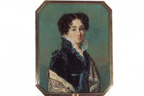 Наши даты: 230 лет со дня рождения Марии Сухово-Кобылиной (1789-1862)