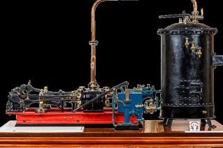 Наши даты: 205 лет назад на Выксунском заводе построена первая паровая машина (1815)