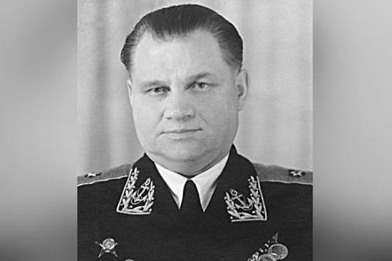 Наши даты: 22 июля - 45 лет со дня смерти контр-адмирала Фёдора Буданова (1903 - 1976)
