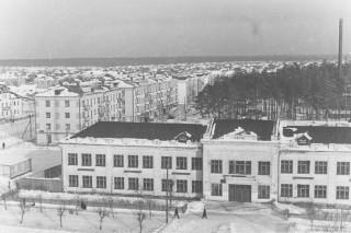Наши даты: 85 лет со дня основания школы № 8 (1936)