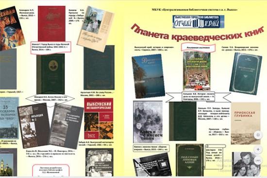 В помощь краеведам – новые библиографические продукты