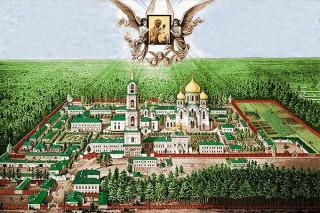 Наши даты: 26 октября – 25 лет со дня второго открытия Выксунского Иверского женского монастыря (1996)