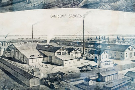 Наши даты: 220 лет со дня основания Верхне-Железницкого завода