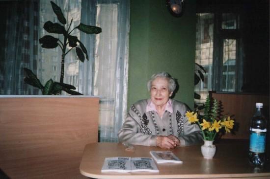 Наши даты: 23 марта – 5 лет со дня смерти Валентины Балдиной (1928 – 2015)
