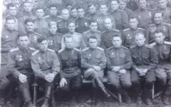 Владимир Бородачев. 1 секретарь Выксунского горкома комсомола (1946-1948 гг.)