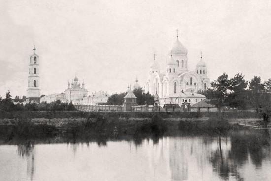 Несколько страниц из истории Выксунского монастыря
