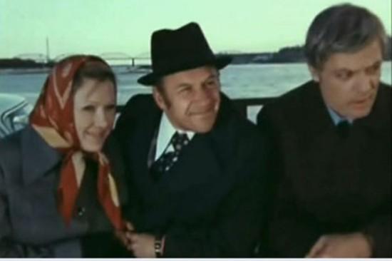 Наши даты: 40 лет назад в Выксе снимался фильм «Однокашники»