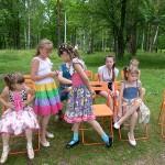 Городской фестиваль в Выксе