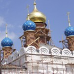Возрождение Иверского женского монастыря. Фото Э.П.Чернышева