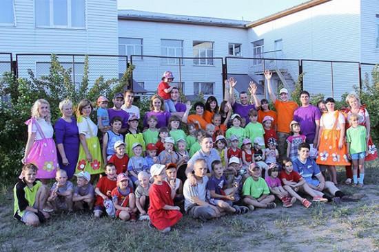 Наши даты: 25 лет со дня образования ГКУ «Социально-реабилитационный центр для несовершеннолетних города Выкса»