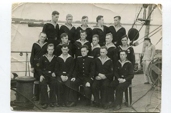 Еще одно возвращенное имя: юнга Северного флота Калмыков