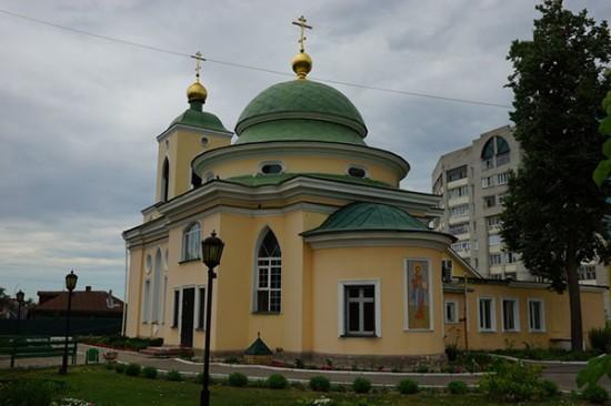 Наши даты: 220 лет назад построена церковь Рождества Богородицы (ныне – Иоанна Богослова)
