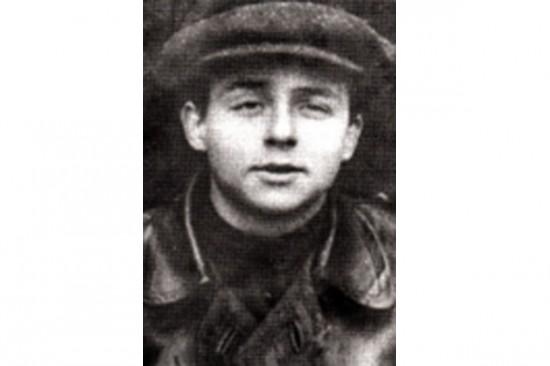 Наши даты: 19 августа - 115 лет со дня рождения Сергея Салтанова (1904-1937)