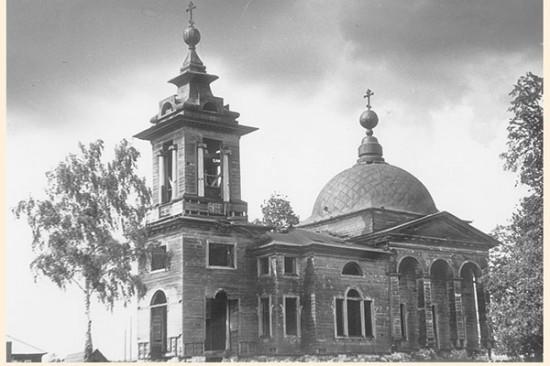 Наши даты: 295 лет селу Сноведь (1724)