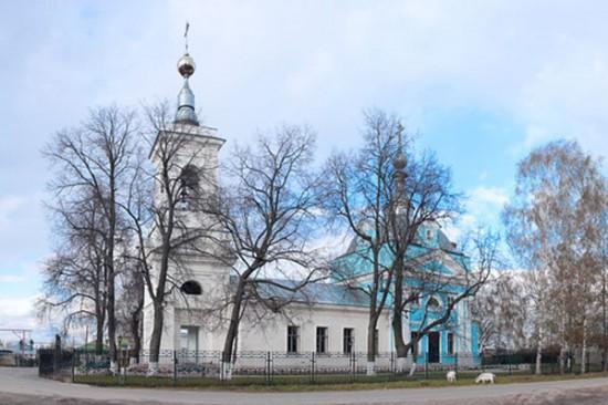 Наши даты: 300 лет основанию прихода Успенской церкви пос. Шиморского