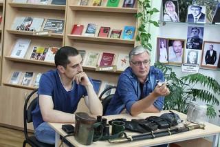 Выксунские поисковики в рамках краеведческого лектория рассказали о «Вахте памяти»