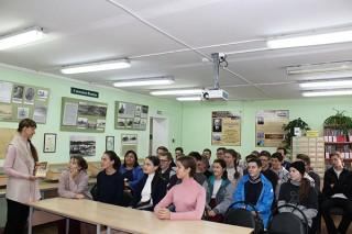 Студентов духовного училища познакомили с историей Выксы