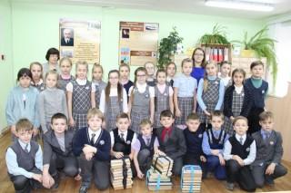 Учащиеся гимназии приняли участие в акции «От макулатуры к литературе»