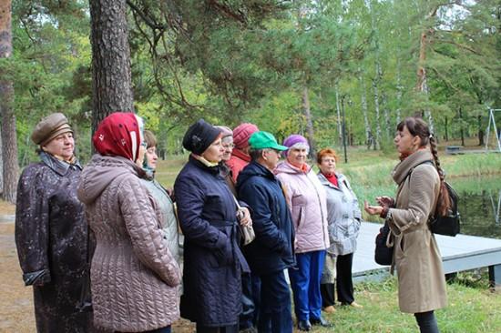 Осень в выксунском парке: прогулка по старинным аллеям