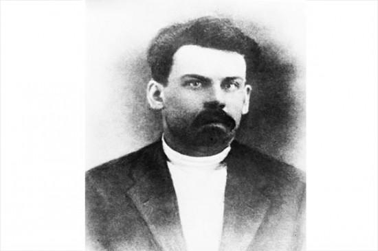Наши даты: 8 февраля - 140 лет со дня рождения Алексея Ведерникова (1880 - 1919)