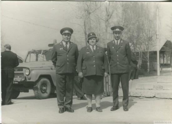 Выкса в погонах: 20 фотографий из архива журналиста