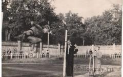 Выкса спортивная, 50-е годы. Фото из архива Н. В. Свинцовой