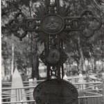 Надгробья на кладбищах Выксунского района. Фото Льва Шестерова