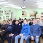 О героях былых времен рассказали студентам ВДУ
