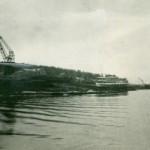 Шиморский судоремонтный: страницы прошлого в преддверии Дня поселка
