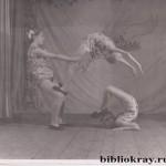 """Танцевальный ансамбль """"Искорка"""", Шиморский РДК, 60-е гг. XX в."""