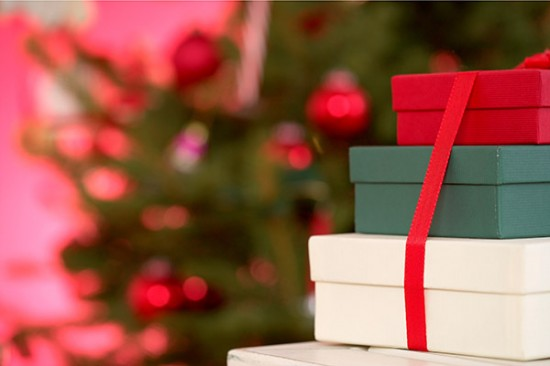Судя по количеству подарков, у нас – Новый год!