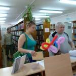 День открытых дверей в библиотеке