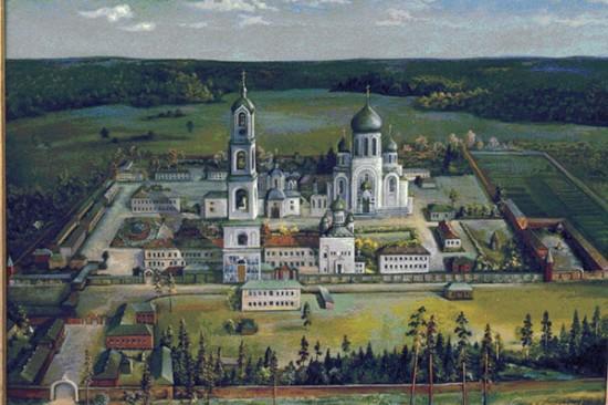 Наши даты: 155 лет со дня основания Иверского женского монастыря
