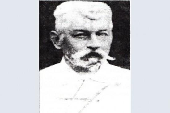 Наши даты: 75 лет со дня смерти Ивана Александровича Тараканова (1872 - 1945)