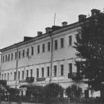 Выкса 60-е. Фото из архива О.Ф.Буданова