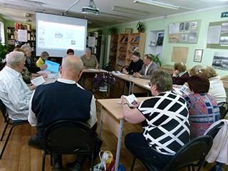 Заседание Совета по сохранению культурного наследия