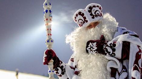 Библиотека «Отчий край» объявляет фотоконкурс «Живопись Деда Мороза!»